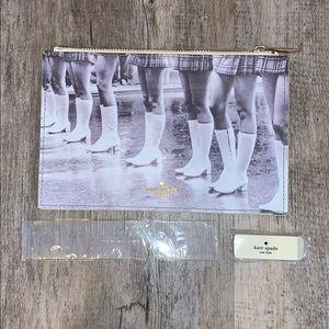 Kate Spade Pencil Case/Clutch
